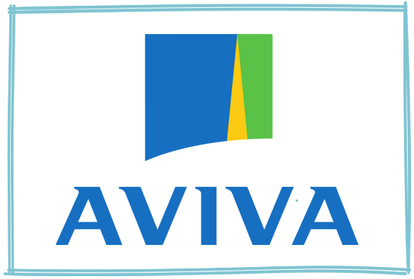 Aviva Logo for their Testimonial