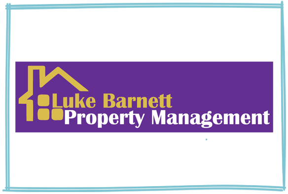 Luke Barnett logo for their testimonial