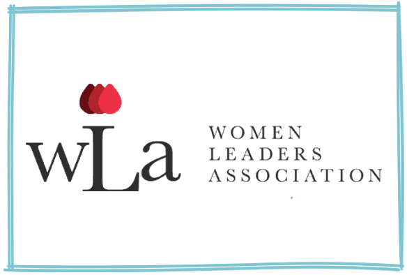 Women Leaders Association logo for their testimonial