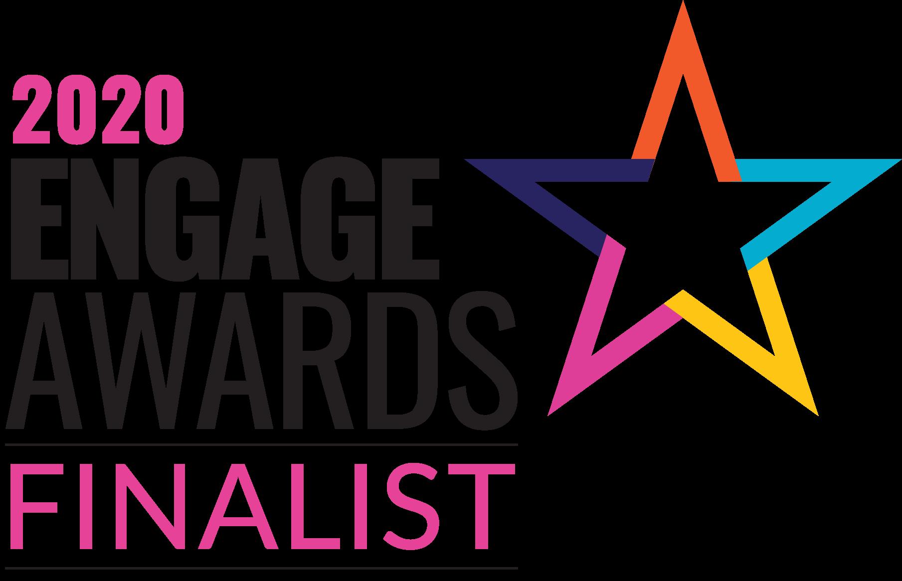 Enage Award Finalist